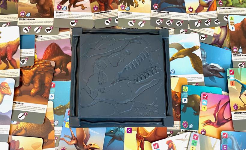 Fossilis cards
