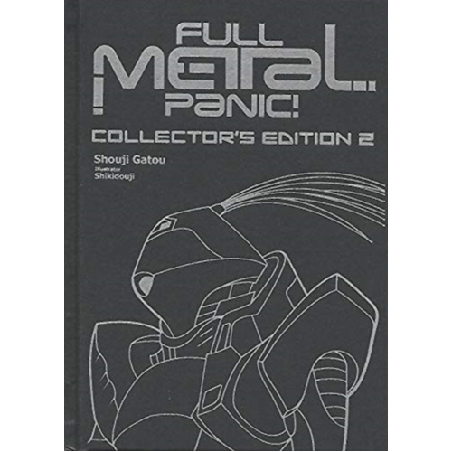 Full Metal Panic! Volumes 4-6 Collector's Edition