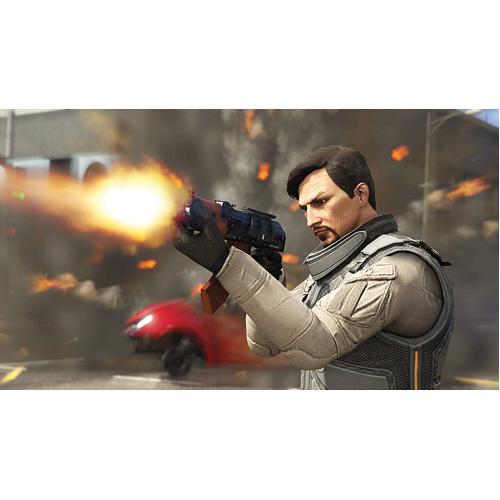 GTA V Grand Theft Auto 5 Premium Edition Criminal Enterprise Starter Pack - PS4 - Gameplay Shot 1