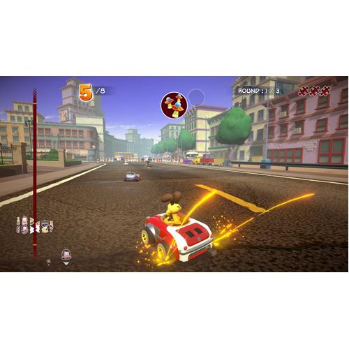 Garfield Kart Furious Racing - Nintendo Switch - Gameplay Shot 2