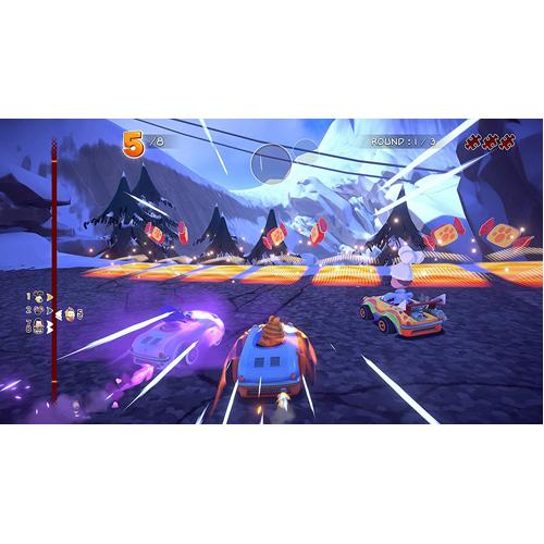 Garfield Kart Furious Racing - PS4 - Gameplay Shot 2