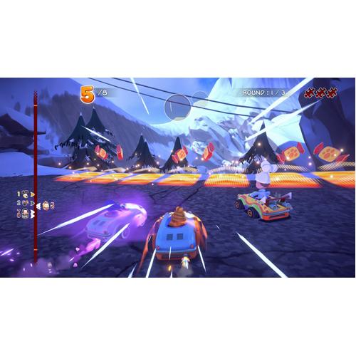 Garfield Kart Furious Racing - Xbox One - Gameplay Shot 1