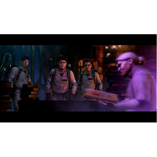 Ghostbusters Video Game Remastered - Xbox One - Gameplay Shot 2