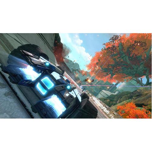 Grip: Combat Racing - Nintendo Switch - Gameplay Shot 1