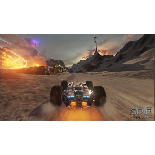 Grip Combat Racing Ultimate Edition - PS4 - Gameplay Shot 2