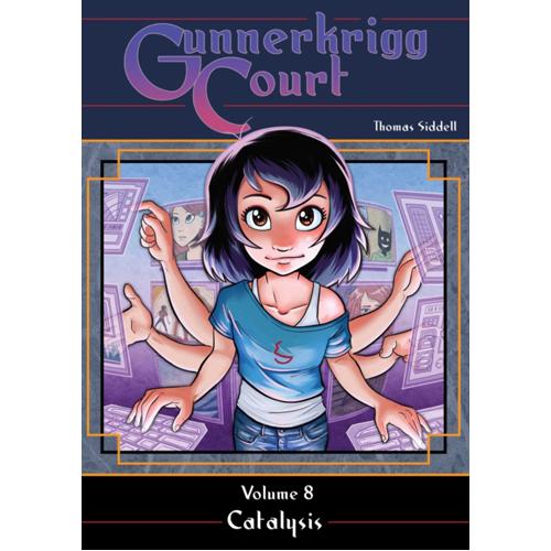 Gunnerkrigg Court Vol. 8 : 8