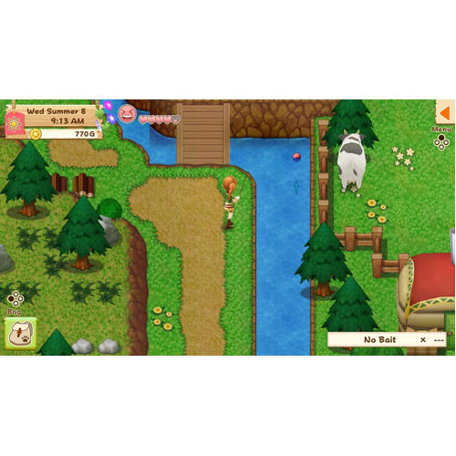 Harvest Moon Light Of Hope Complete Special Edition - PS4 - Gameplay Shot 1