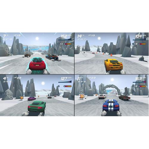 Horizon Chase Turbo - PS4 - Gameplay Shot 2