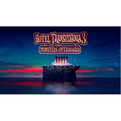 Hotel Transylvania 3: Monsters Overboard - Nintendo Switch - Gameplay Shot 1