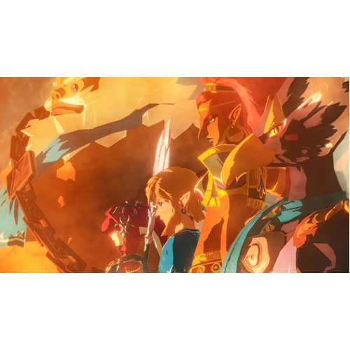 Hyrule Warriors: Age of Calamity - Nintendo Switch - Gameplay Shot 2