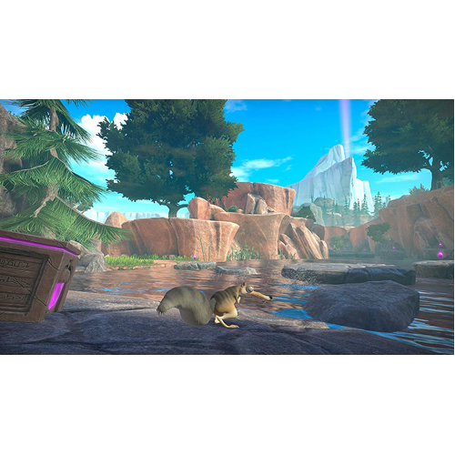 Ice Age Scrats Nutty Adventure - PS4 - Gameplay Shot 1