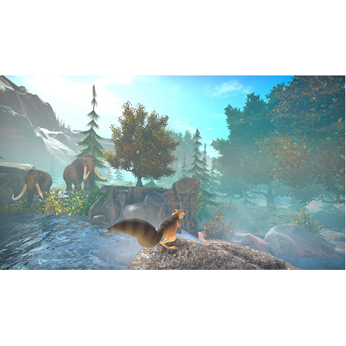Ice Age Scrats Nutty Adventure - PS4 - Gameplay Shot 2