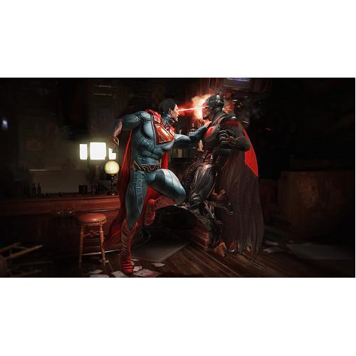 Injustice 2 PS4 Hits - PS4 - Gameplay Shot 1