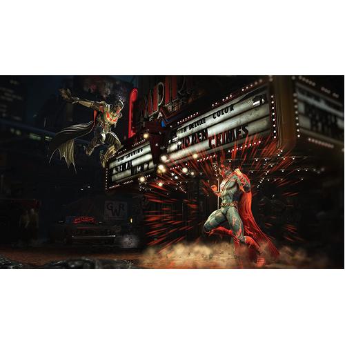 Injustice 2 PS4 Hits - PS4 - Gameplay Shot 2