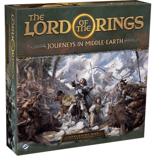 Journeys in Middle-Earth: Spreading War Expansion
