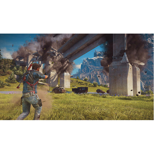 Just Cause 3 Gold Edition - PS4 - Gameplay Shot 2