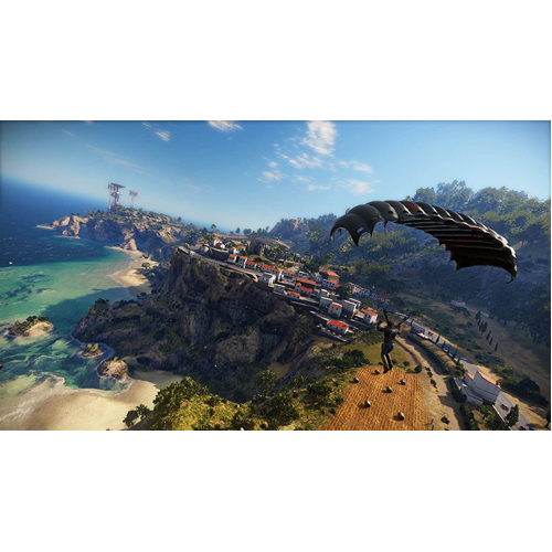 Just Cause 3 - PS4 - Gameplay Shot 1
