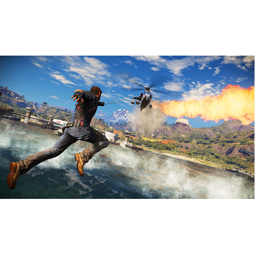Just Cause 3 - PS4 - Gameplay Shot 2