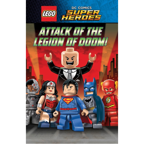 LEGO DC SUPERHEROES: Attack of the Legion of Doom!