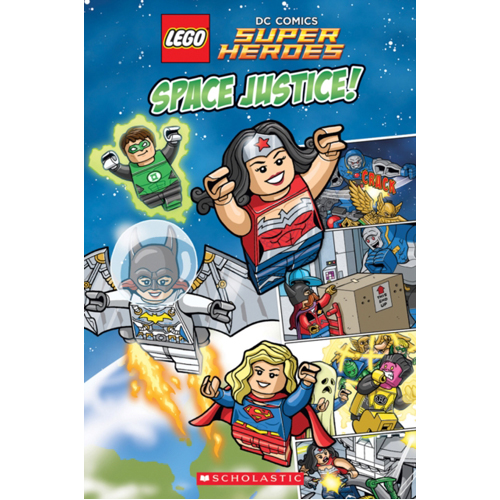 LEGO DC Superheroes: Space Justice!