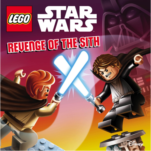 LEGO Star Wars: Revenge of the Sith Book
