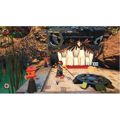 LEGO The Ninjago Movie Videogame - Xbox One - Gameplay Shot 1