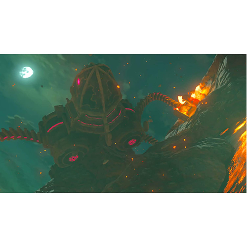Legend of Zelda Breath of the Wild - Nintendo Switch - Gameplay Shot 2