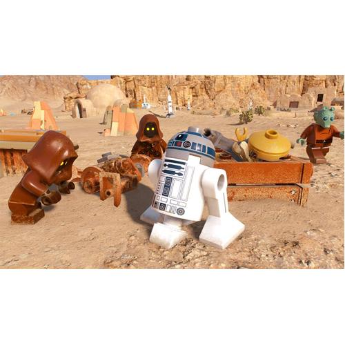 Lego Star Wars Skywalker Saga: Blue Milk Edition - Nintendo Switch - Gameplay Shot 1