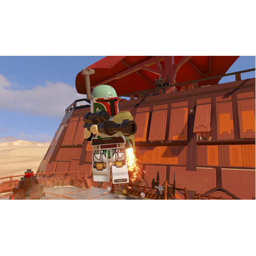 Lego Star Wars: The Skywalker Saga - Xbox One/Series X - Gameplay Shot 1