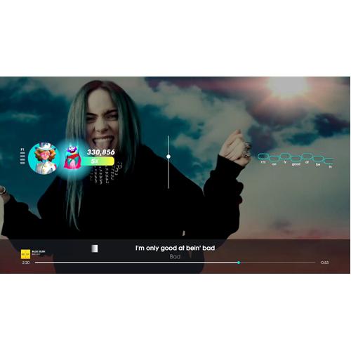 Let's Sing 2021 - PS4 - Gameplay Shot 1