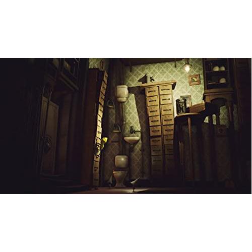 Little Nightmares Complete - PS4 - Gameplay Shot 1