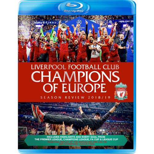 Liverpool Football Club End of Season Review 2018 / 2019 - Blu-ray