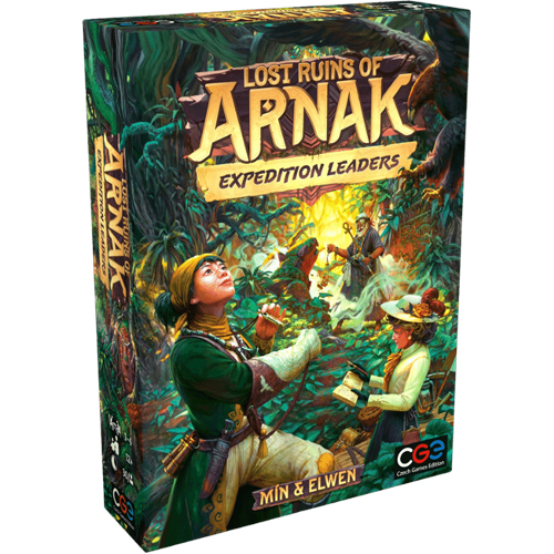 Lost Ruins of Arnak: Expedition Leaders Expansion