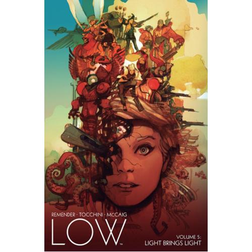 Low, Volume 5: Light Brings Light