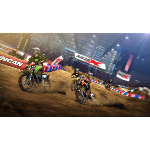 MX vs ATV Supercross Encore - PS4 - Gameplay Shot 1