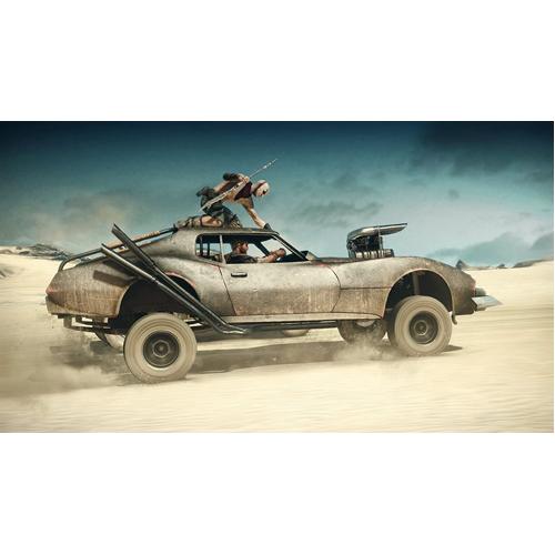 Mad Max - PS4 - Gameplay Shot 2
