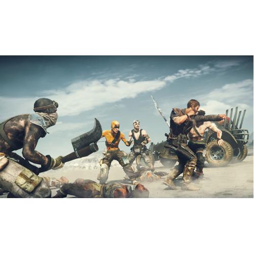 Mad Max - Xbox One - Gameplay Shot 1
