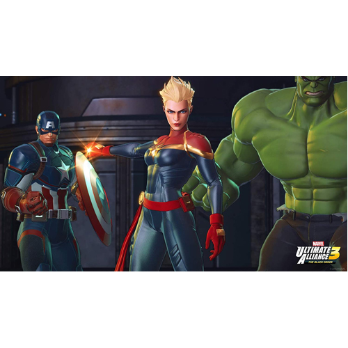 Marvel Ultimate Alliance 3: The Black Order - Nintendo Switch - Gameplay Shot 1
