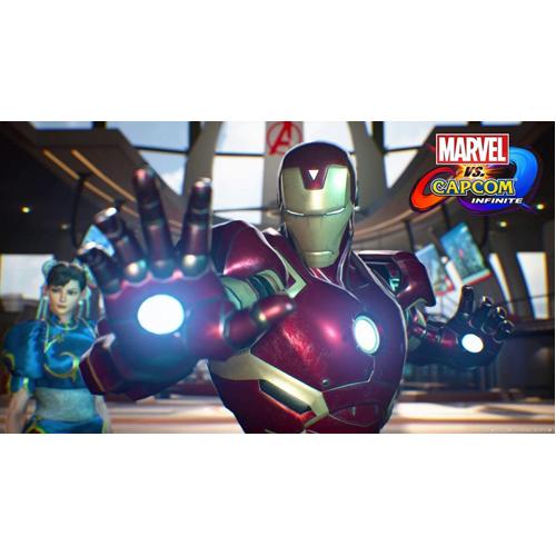 Marvel VS Capcom Infinite - PS4 - Gameplay Shot 2