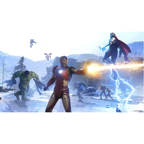 Marvel's Avengers: Earth's Mightiest Edition - PS4 - Gameplay Shot 2