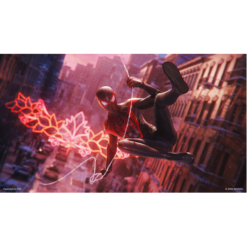 Marvel's Spider-Man: Miles Morales: Ultimate Edition - PS5 - Gameplay Shot 1