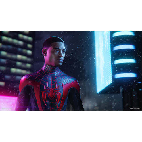 Marvel's Spider-Man: Miles Morales: Ultimate Edition - PS5 - Gameplay Shot 2
