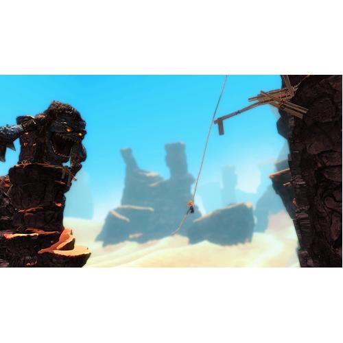 Max: The Curse Of Brotherhood - Nintendo Switch - Gameplay Shot 1