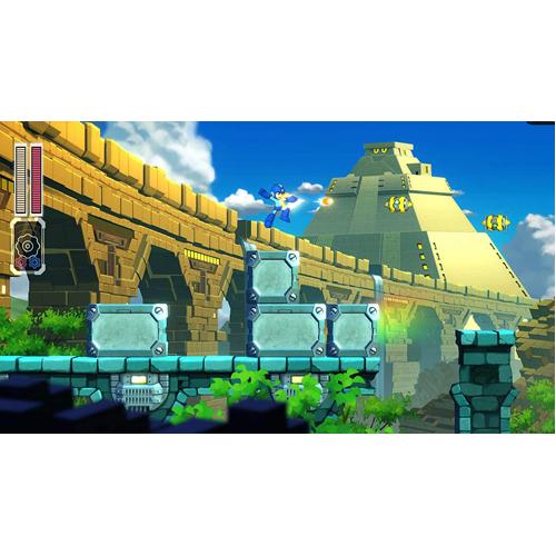 Mega Man 11 - PS4 - Gameplay Shot 1