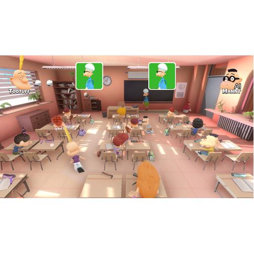 Mega Pary: A Toottuff Adventure - Nintendo Switch - Gameplay Shot 1