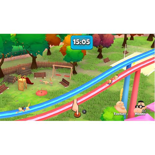 Mega Pary: A Toottuff Adventure - Nintendo Switch - Gameplay Shot 2