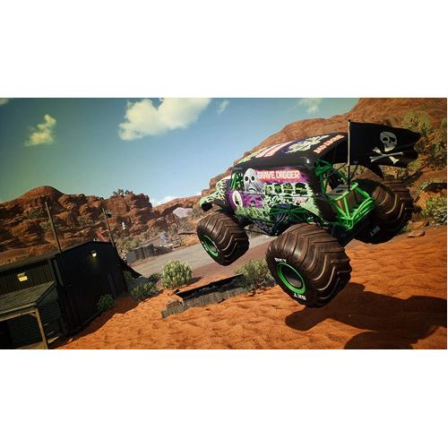 Monster Jam: Steel Titans - Xbox One - Gameplay Shot 1