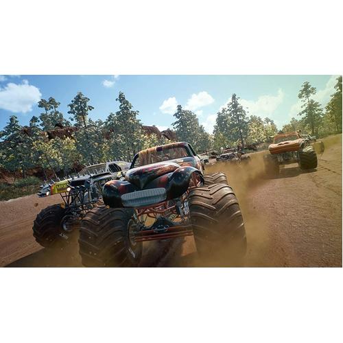 Monster Jam: Steel Titans - Xbox One - Gameplay Shot 2