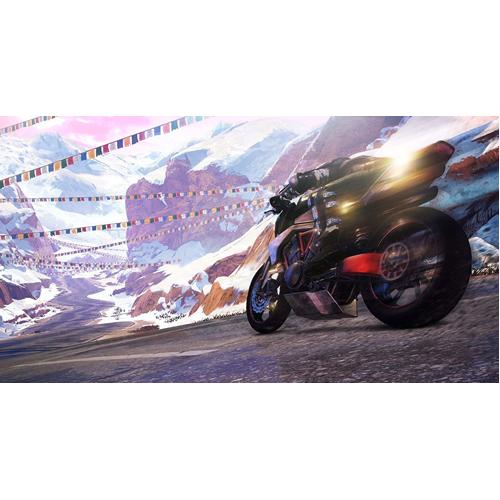 Moto Racer 4 CODE-IN-A-BOX - Nintendo Switch - Gameplay Shot 2