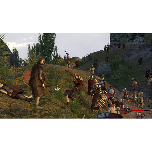 Mount and Blade: Warband - PS4 - Gameplay Shot 1